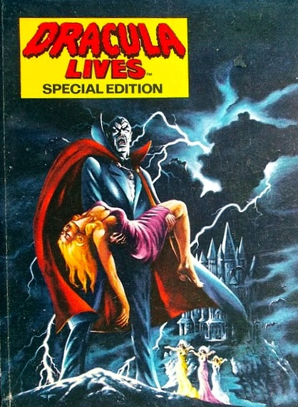 Dracula Lives Special Edition