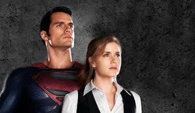 Henry Cavill Amy Adams Man of Steel