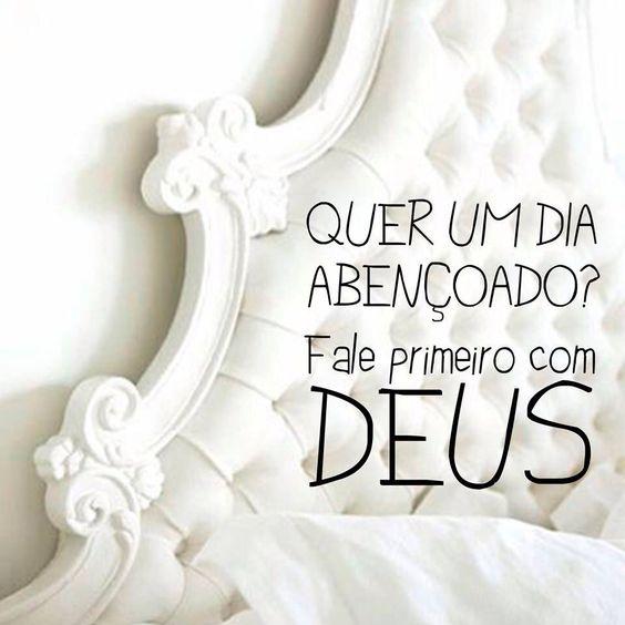 Fale com Deus