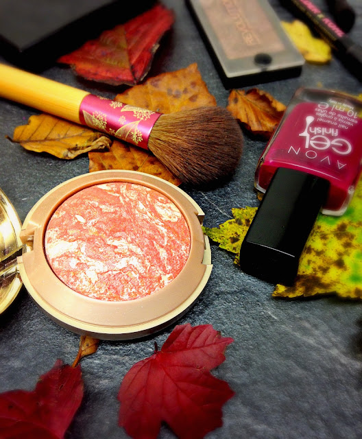 My Favourite Autumn Face - Blusher | ACupofT