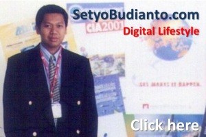 SetyoBudianto.com - Digital Lifestyle
