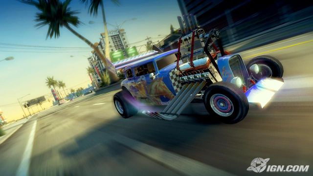 Burnout Paradise PC Full Español