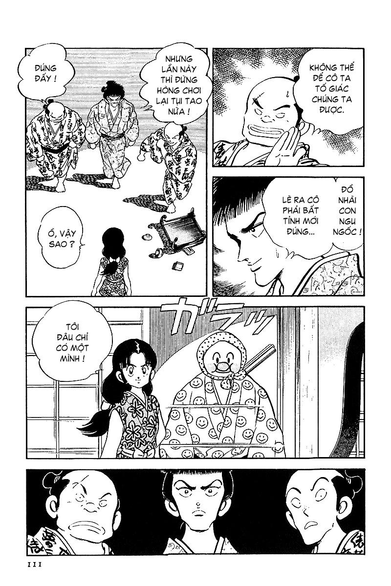 Nijiiro Togarashi - Ớt Bảy Màu chap 23 - Trang 17