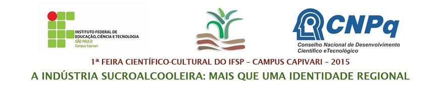 Semana Nacional de Ciência e Tecnologia - Campus Capivari - 2015