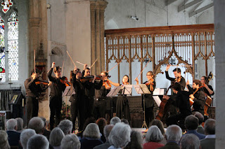 12 Ensemble at the North Norfolk Music Festival