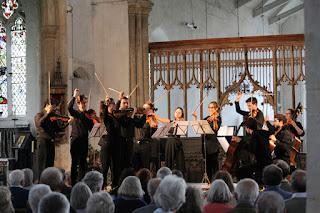 12 Ensemble at the North Norfolk Music Festival