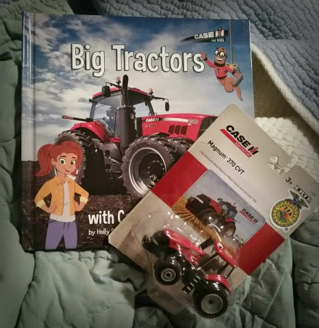 big tractor prize set