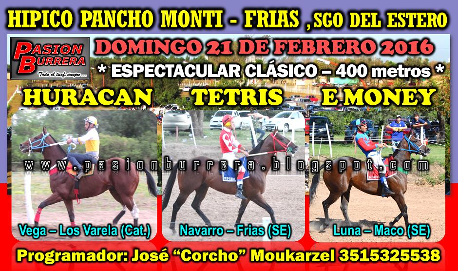 FRIAS 21 - 400 METROS