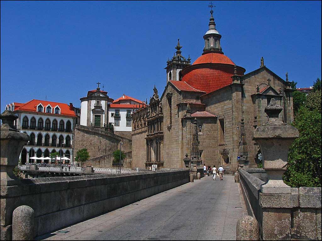 Amarante Portugal  City pictures : Tourism Portugal: Amarante
