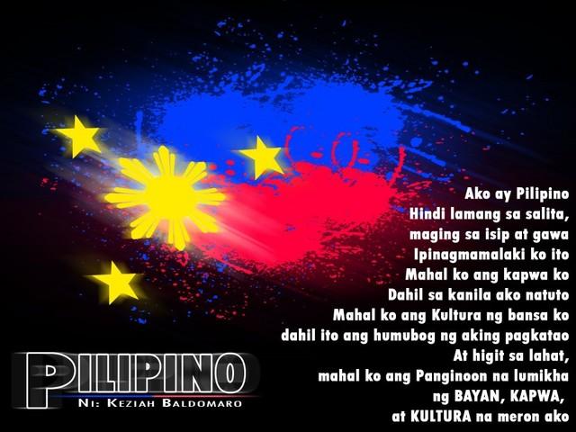 Ako ay Pilipino Kuh Ledesma - YouTube