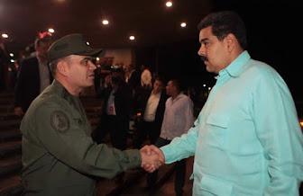 Maduro jura que va a capturar a los autores intelectuales y acusa a Clíver Alcalá de traición