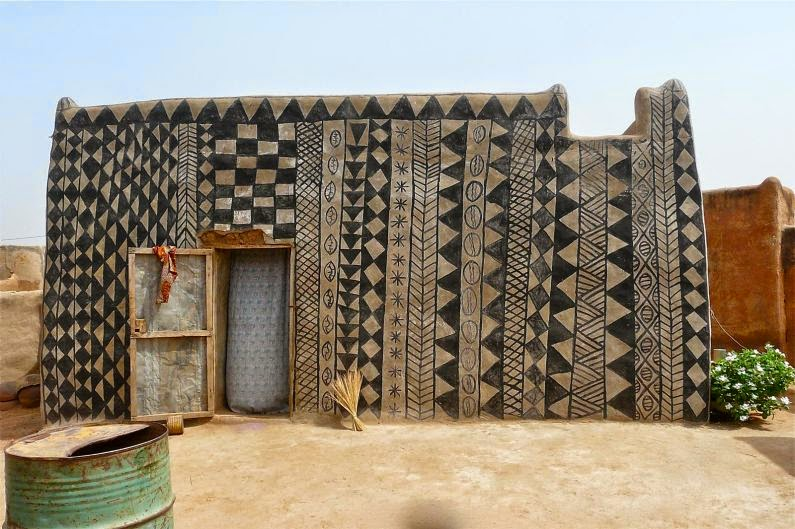 World Wonders: The West African Village Where Every House Is A Work Of Art