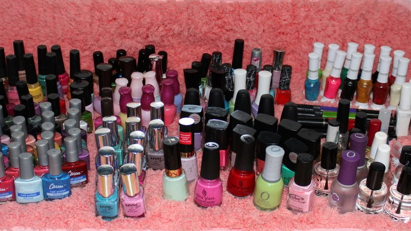 Real Asian Beauty: Nail Polish Collection