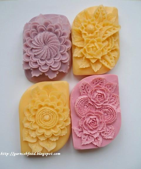 Soap carvings tutorial images