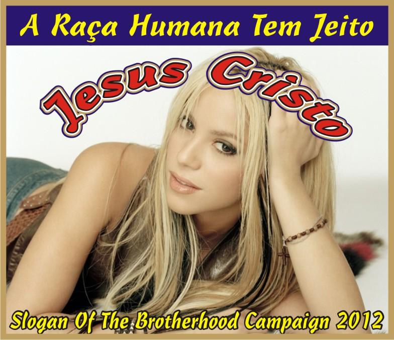 A Raça Humana Tem Jeito Jesus Cristo