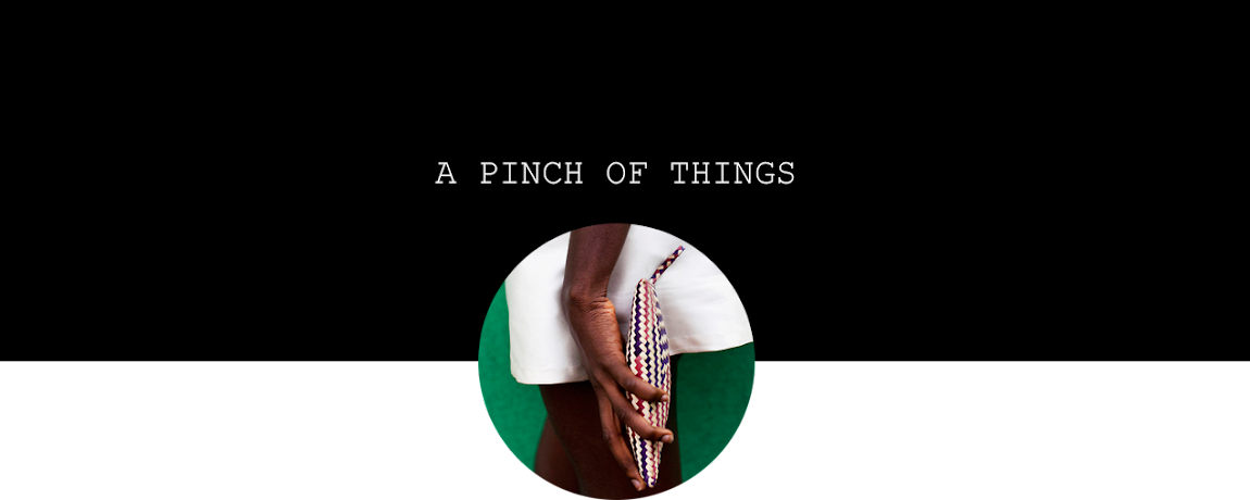 a pinch of things