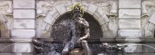 Neptune Fountain | Library of Congress