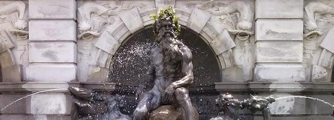 Neptune Fountain | Library of Congress