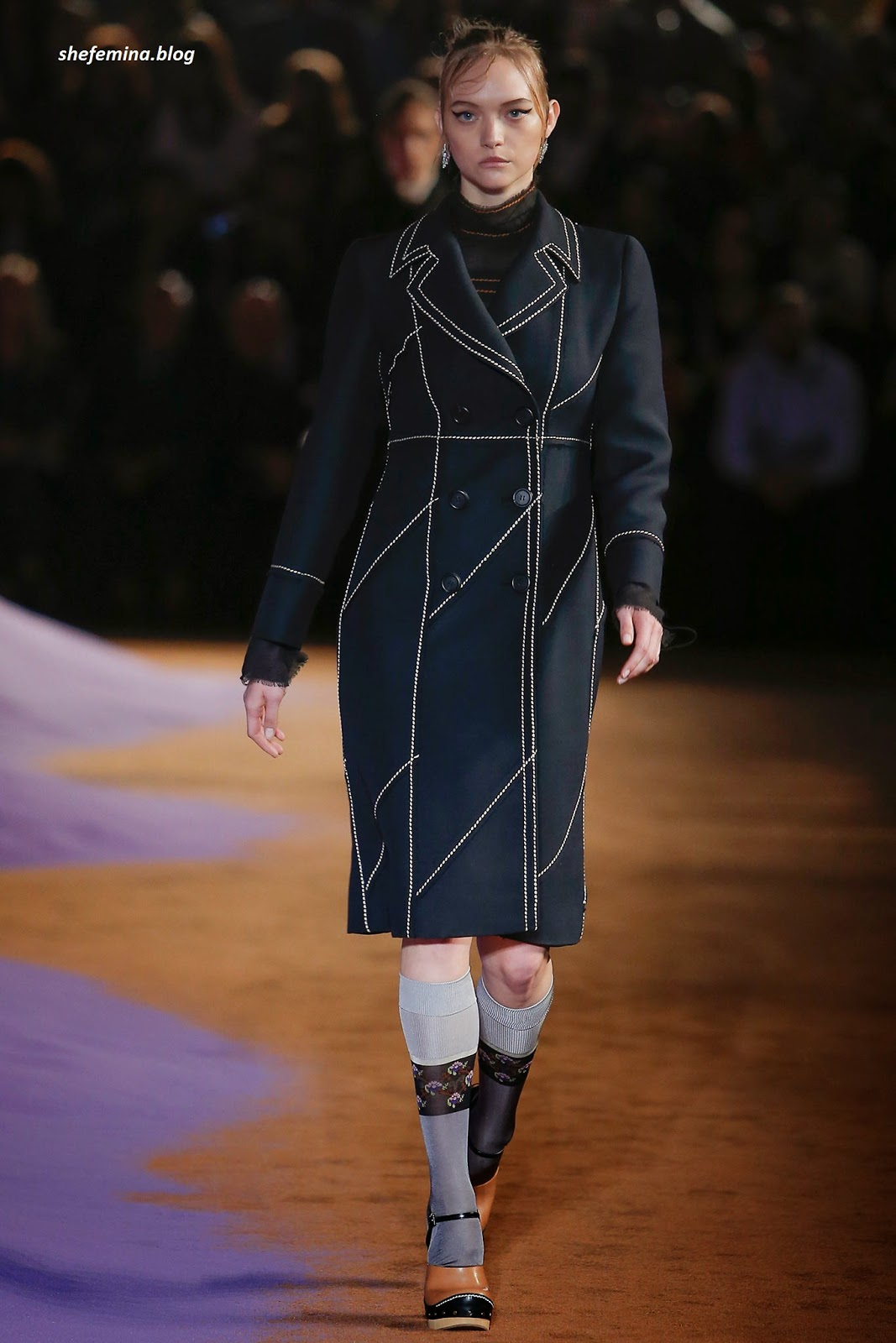 DKNY Makes A Serious Statement At New York Fashion Week forecast