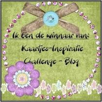 Winnaar challenge 35