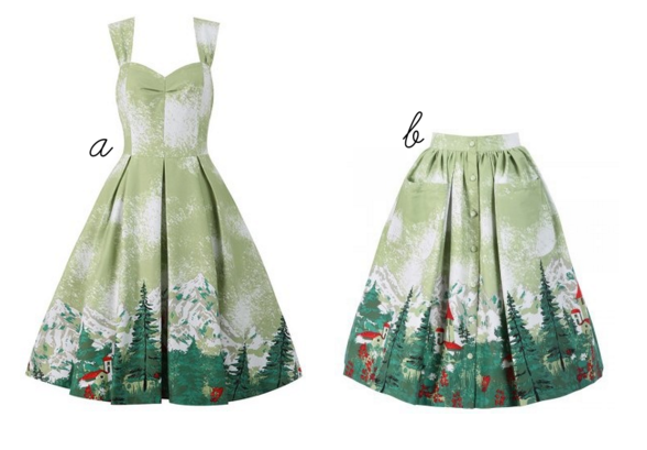 lindy bop dress