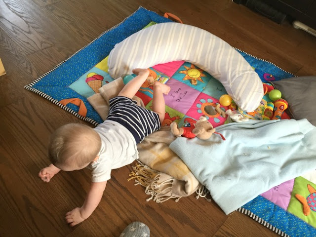 Trying to crawl