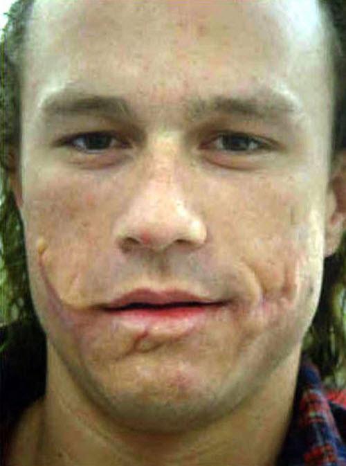"Heath Ledger: Detrás de cámara de la película Batman ""The Dark Knight Rising"""