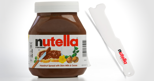 Nutella Spreader