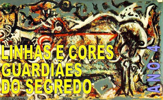 LINHAS E CORES: GUARDIÃES DO SEGREDO *