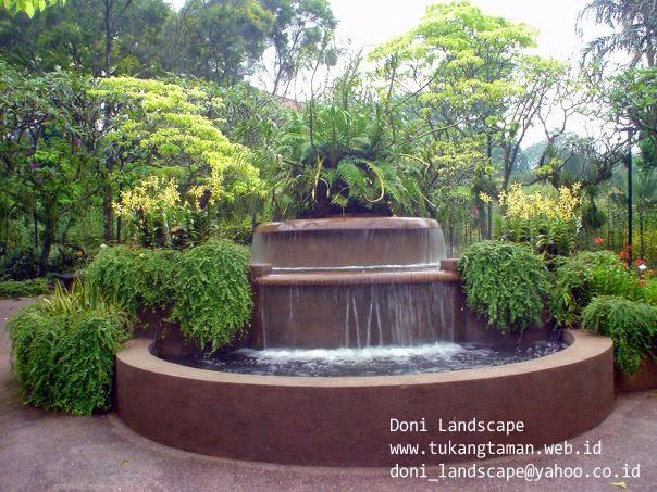 Taman Minimalis Sudut Rumah | Jasa Pembuatan Kolam Minimalis