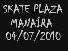 Skate Plaza Manaíra - 04/07/2010