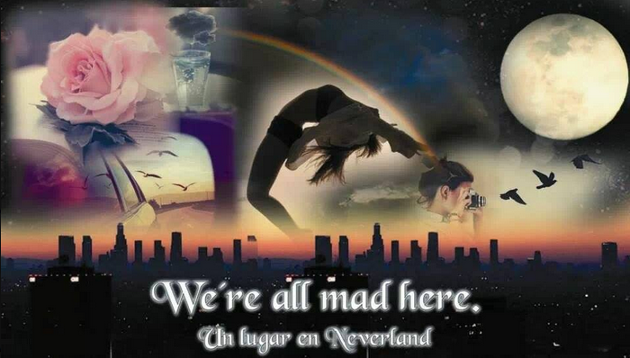 Un lugar en Neverland.