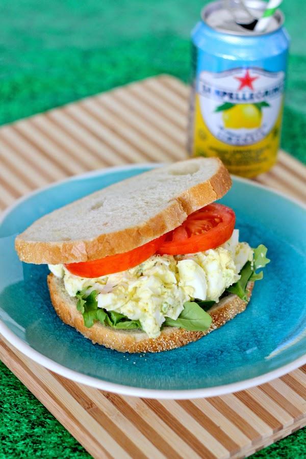 Masters egg salad