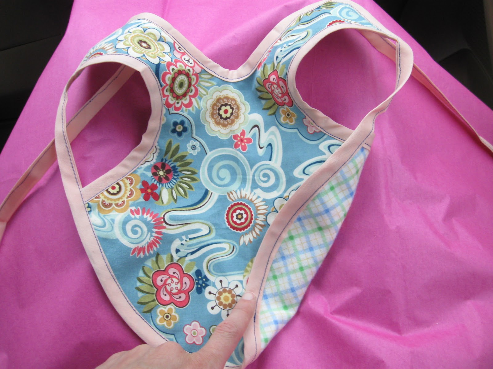 jeanetics handmade baby shower gift
