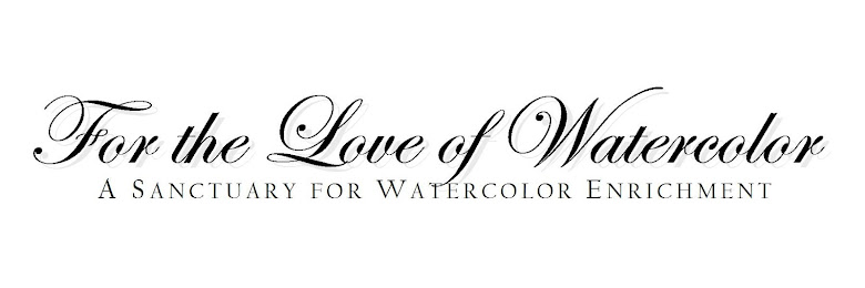 For the Love of Watercolor