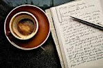 Não escrevo para agradar e tampouco escrevo para desagradar. Escrevo para desassossegar. [Saramago]