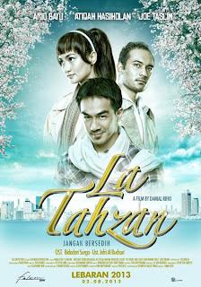 Sinopsis dan Trailer Film La Tahzan