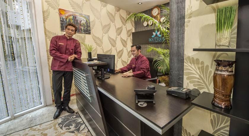 Central Boutique Inn Male Maldives