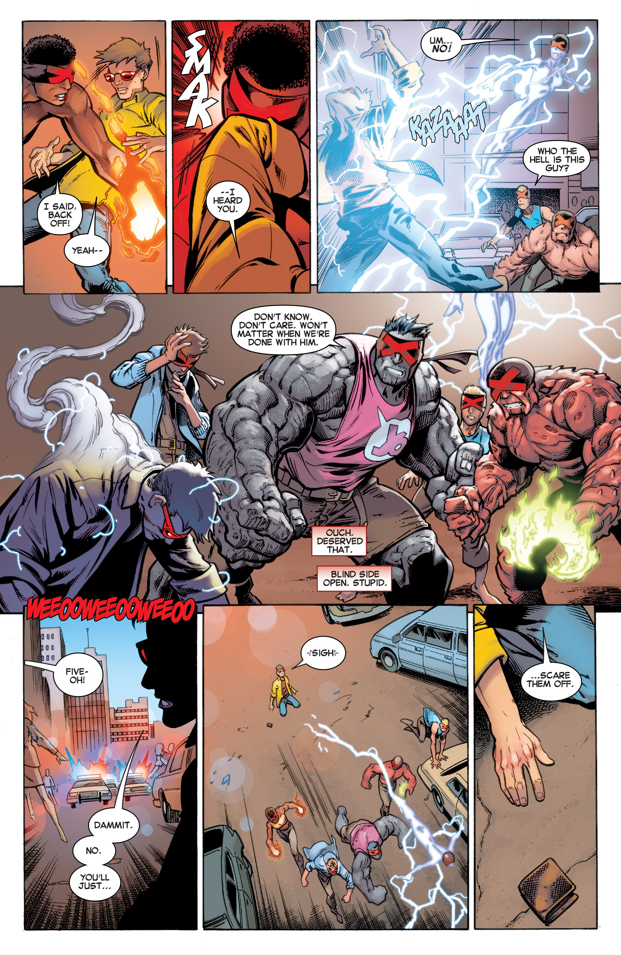 All-New X-Men (2016) Issue #1 #2 - English 11