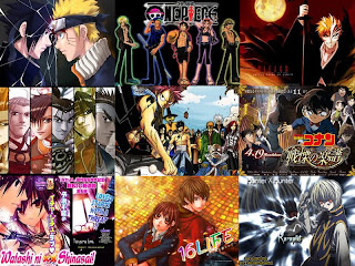 DOWNLOAD KOMIK NARUTO, ONE PIECE, BLEACH, RULER OF THE LAND, FAIRY