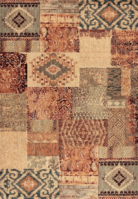 Blog de mbar muebles alfombras patchwork - Alfombra patchwork ...