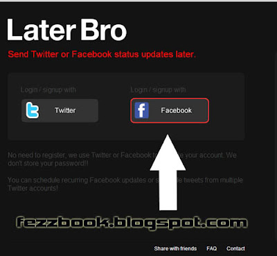 Cara Menjadwal Update Facebook Secara Otomatis