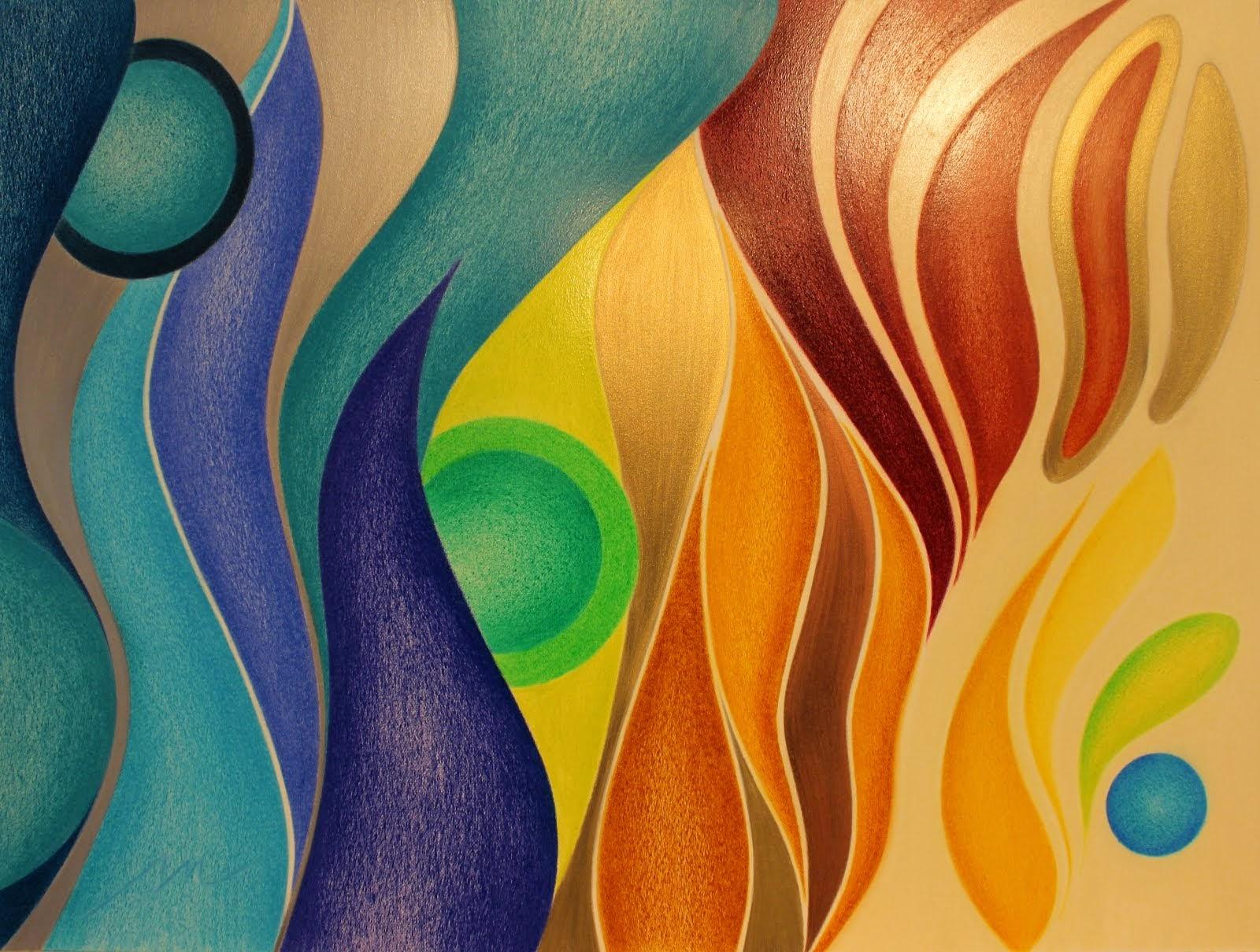 Die vier Elemente - 2014