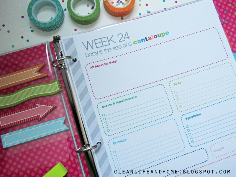 Clean Life and Home: The Ultimate Pregnancy Planner ...