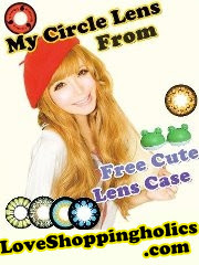 Circle Lenses: LoveShoppingholics