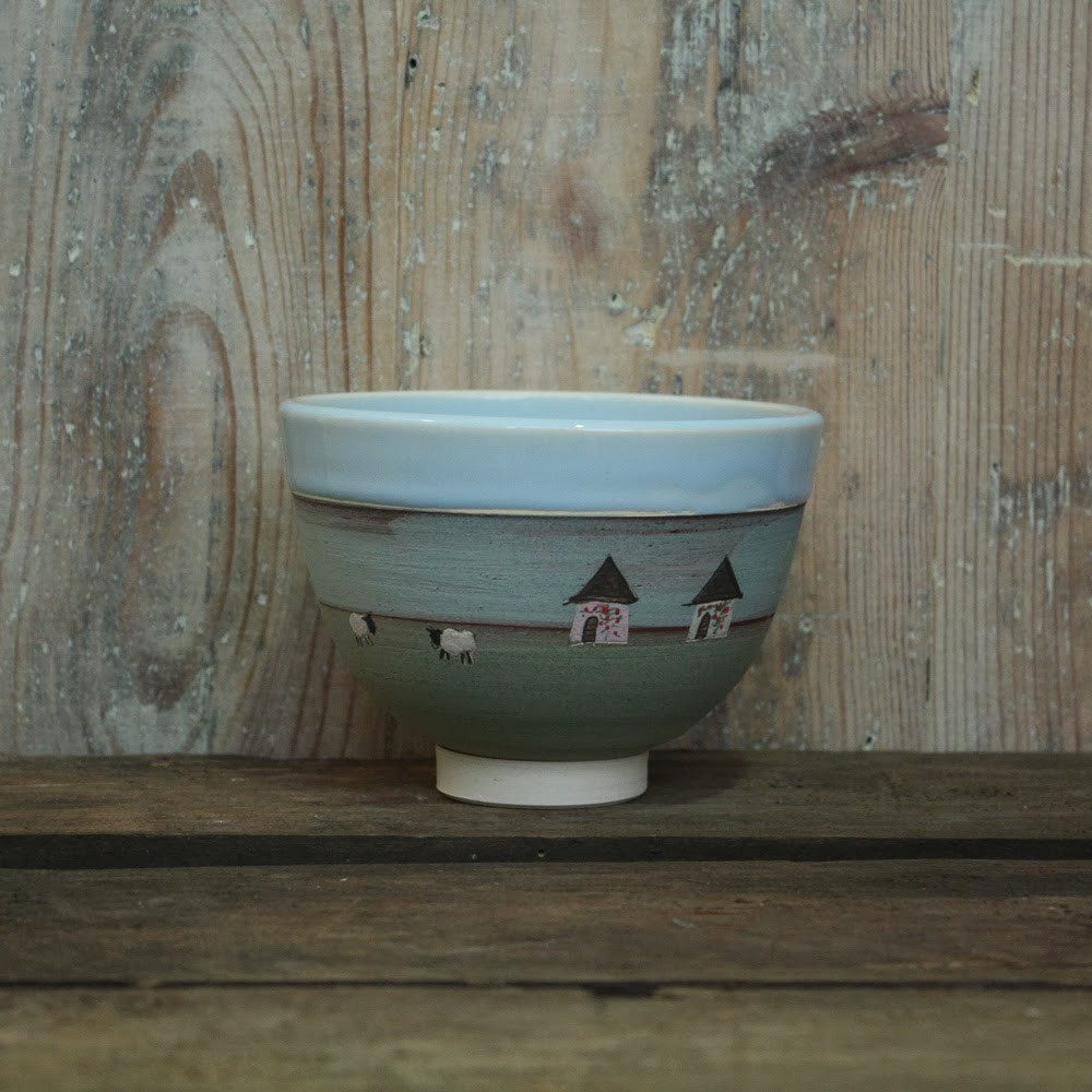 Designs By Seed Countryside Cereal Bowl