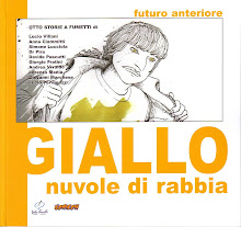 AAVV - FUTURO ANTERIORE - GIALLO - Nuvole di rabbia