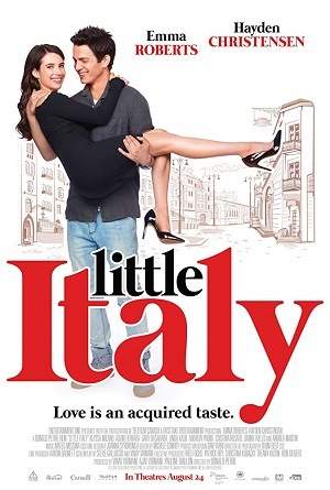 Little Italy - Legendado Filmes Torrent Download capa