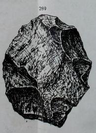 uruguayan mousterian axe