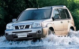 Service Manual Nissan X-Trail 2005 - 2006